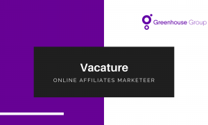 Vacature online affiliates marketeer greenhouse group